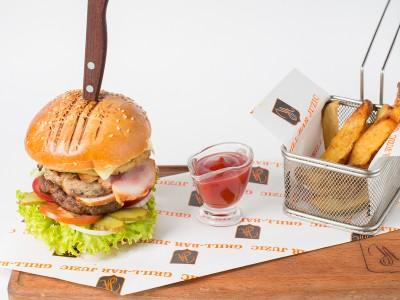 Juzic бургер